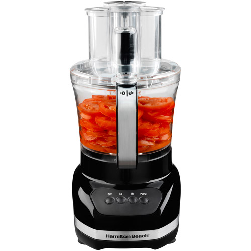 Hamilton Beach Touch Pad Duo Food Processor