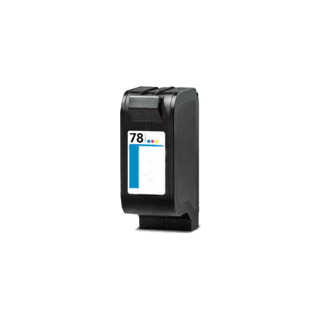 Zoomtoner Compatible HP PhotoSmart 1218 HP C6578A (78A) INK / INKJET Cartridge Tri-Color - image 1 of 1