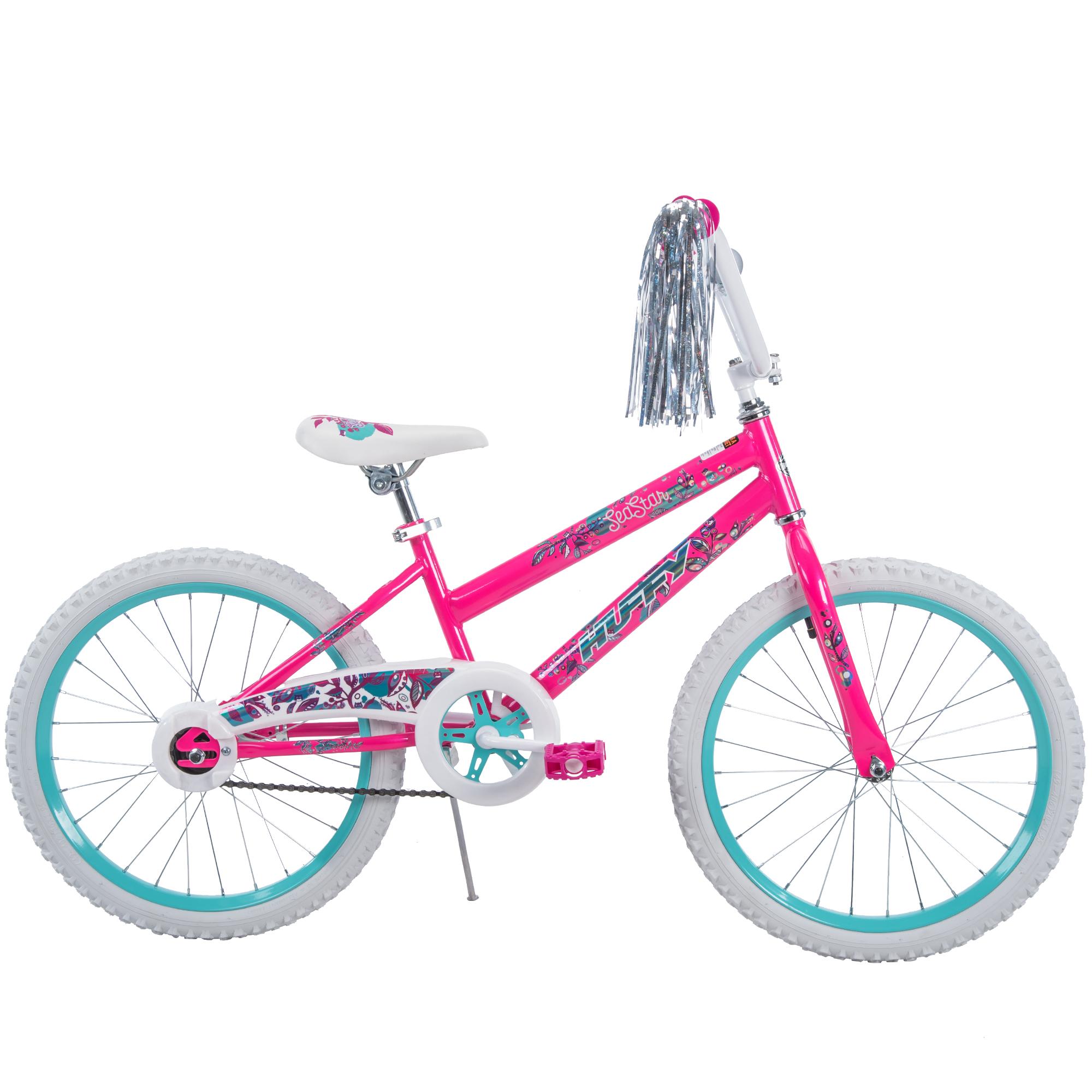 """Huffy 20"""" Sea Star Girls' Bike, Pink"""