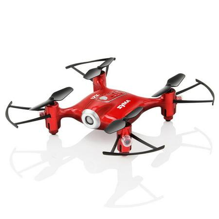 Syma X21 WIFI FPV RTF Mini RC Drone Quadcopter with LED Light...