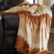 Amrapur Overseas Inc. Ombre Oversized Luxury Throw Blanket