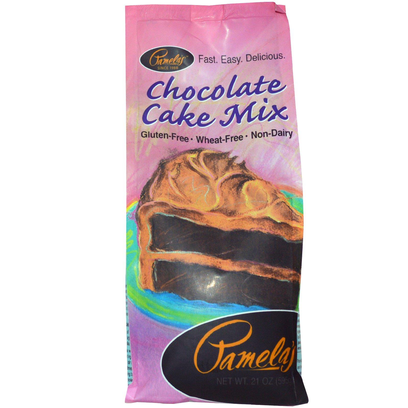 Pamela's Products, Chocolate Cake Mix