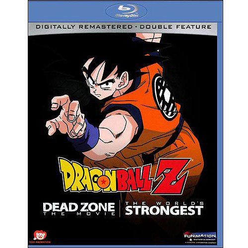 Dragon Ball Z: Dead Zone - The Movie / The World's Strongest (Blu-ray) (Japanese)