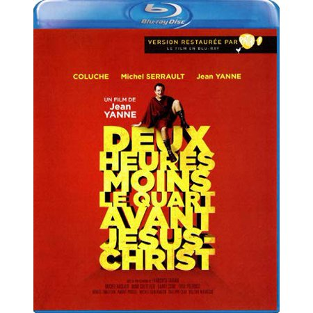 Quarter to Two Before Jesus Christ (1982) ( Deux heures moins le quart avant J sus-Christ ) [ Blu-Ray, Reg.A/B/C Import - France