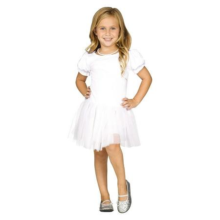 White Pettidress Childs Costume