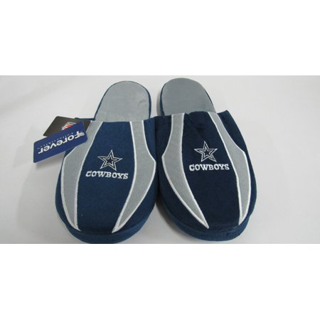 NFL Mens Slippers Cowboys - X-Large (13-14)