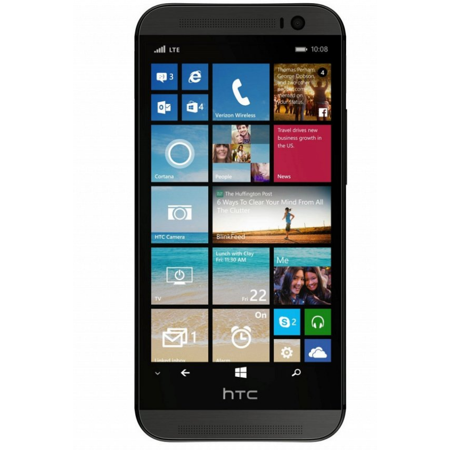 HTC One M8 WINDOWS 32GB AT&T GSM Unlocked WINDOWS Smartphone - Gunmetal Gray