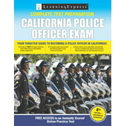 California Police Officer Exam (Paperback)