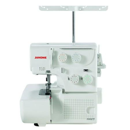 Janome Serger Sewing Machine