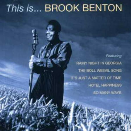 This Is Brook Benton (CD)