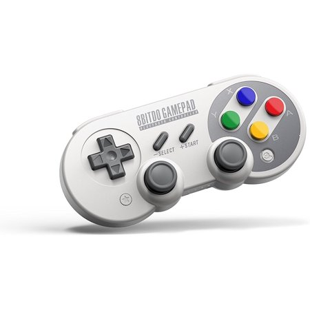 8Bitdo SF30 PRO Bluetooth Gamepad for Switch/macOS/Android/Windows/Rasp