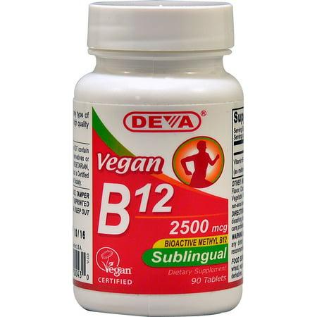 Vegan b12 vitamins