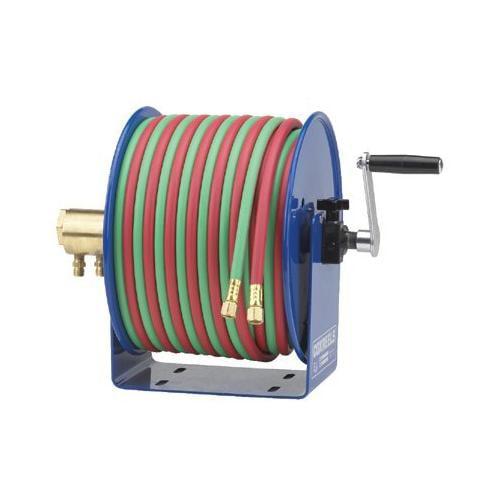 Twin-Line Welding Hose Reels