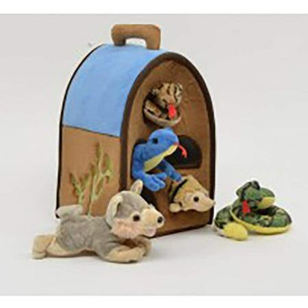 Unipak Designs Joshua Desert House Plush Stuffed Animal Toy