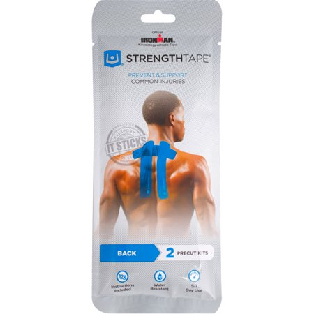 StrengthTape Kinesiology Tape Kit - Back & Neck