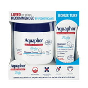 Product of Aquaphor Advanced Therapy Baby Healing Ointment with Bonus, 15.75 oz.