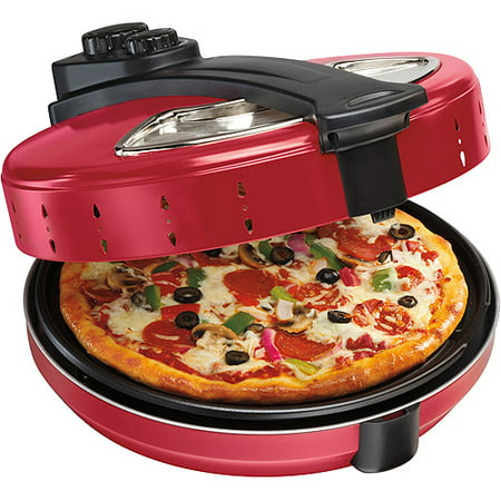 Hamilton Beach Enclosed Pizza Oven Maker | Model#