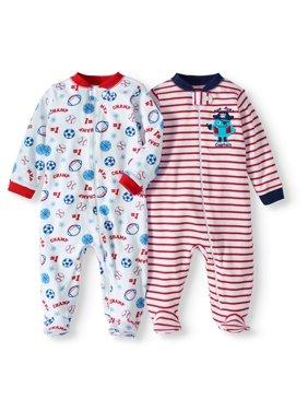 dbde6508778e White Sleepwear Sets Baby Clothing Items - Walmart.com
