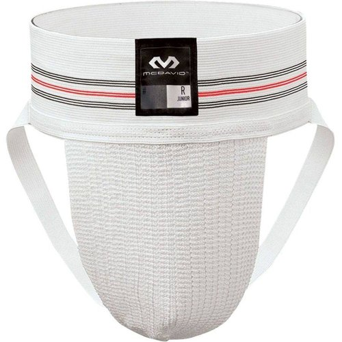 McDavid Athletic Supporter 2-Pk - Adult (White)