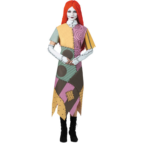 "Sally Classic (""Nightmare Before Christmas"") Adult Halloween Costume"