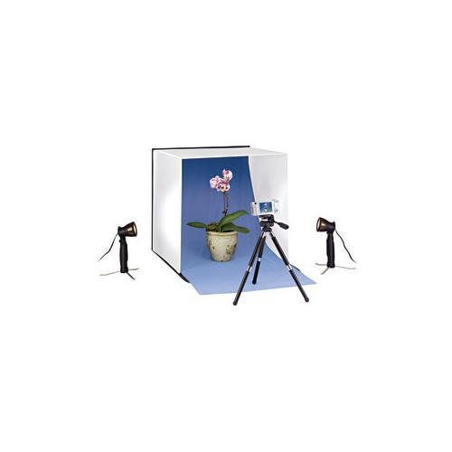 Sunpak SUNPAK 620-EBOX Ebox Portable Studio with Tripod & Lights SPK620EBOX