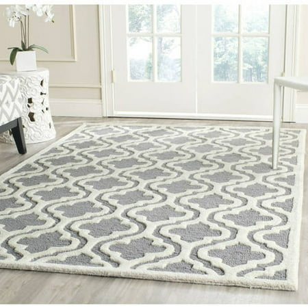 Safavieh Cambridge Kirsten Hand Tufted Wool Area Rug or Runner