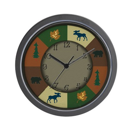 Bears Ncaa Wall Clock - CafePress - Bear Moose - Unique Decorative 10