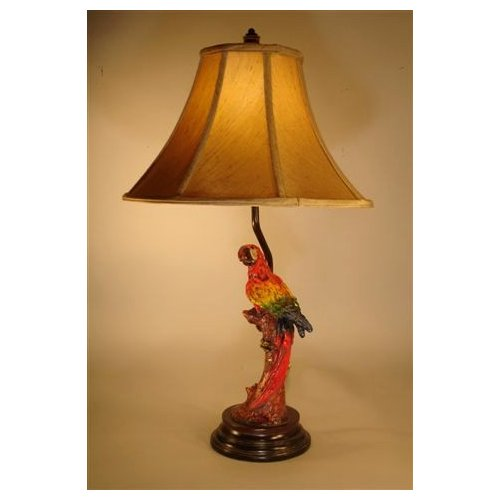 Judith Edwards Designs Parrot 26'' Table Lamp