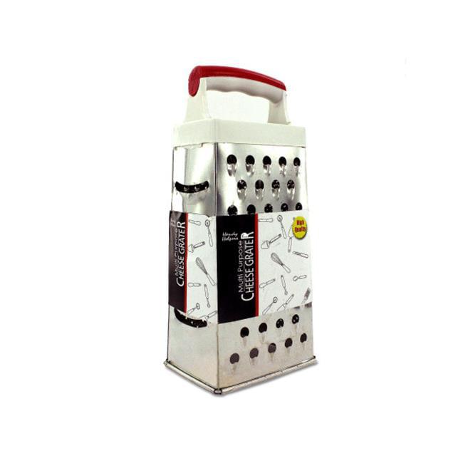 Bulk Buys HX012-72 Multipurpose Cheese Grater by Bulk Buys