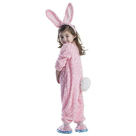 Kids Energizer Bunny Costume - Size Large 12-14](Bunny Rabbit Suit)