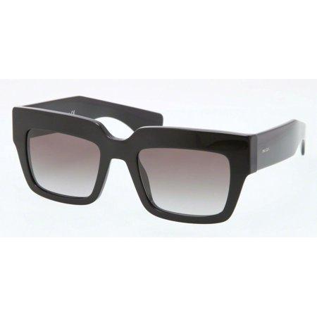 64ad8ec05f Prada - Sunglasses Prada PR 28 PS 1AB0A7 BLACK - Walmart.com