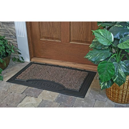 Mainstays Scraper Doormat, 1 Each