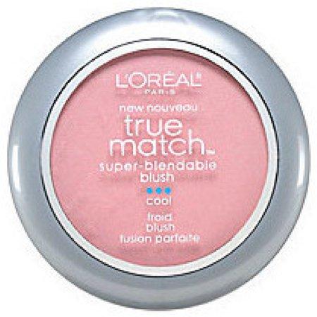 Loreal  True Match Super Blendable Blush  Baby Blossom 0 21 Oz
