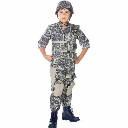 U.S. Army Ranger Child Halloween - Cheap Army Costumes