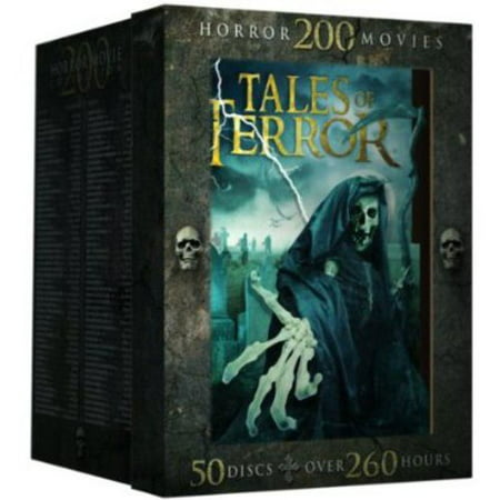 Tales Of Terror: 200 Horror Movies (Horror Movies Watch Halloween)