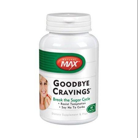 Goodbye Cravings By Natural Max - 60 Vegetarian (Max Natural)