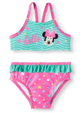 Minnie Mouse Baby Girl Tankini Swimsuit