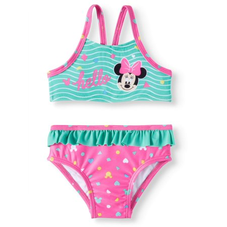 Minnie Mouse Pool (Minnie Mouse Tank Bikini Swimsuit (Baby)