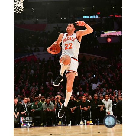 Larry Nance Slam Dunk Contest 2018 NBA All-Star Game Photo -