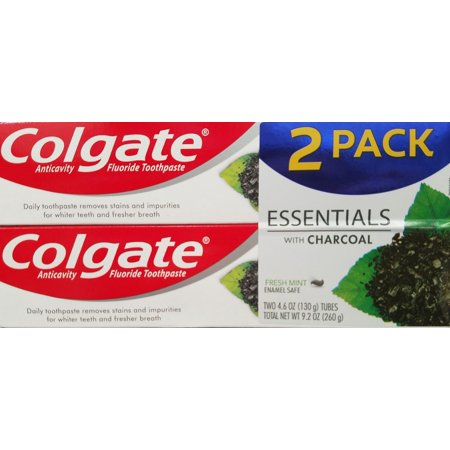 Colgate Optic White Cg Tp Es Char 2x4.6