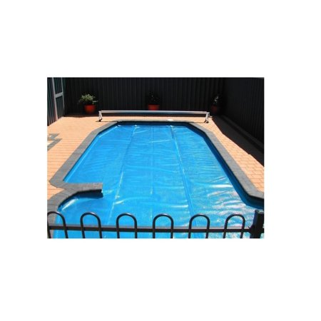 28 39 Round Heat Wave Solar Blanket Swimming Pool Cover Blue