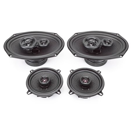- Skar Audio Complete Performance Series Speaker Package - Fits 1997-2003 Buick Century