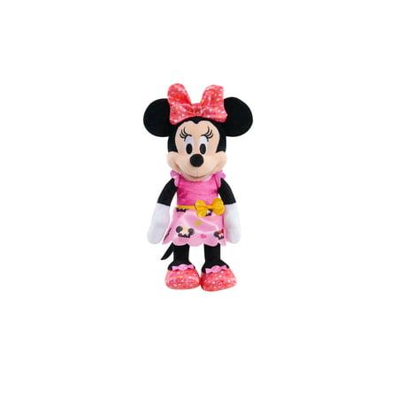 Minnie Happy Helper Bean Plush - Minnie House Super Sweet Helper - Minnie Mouse Sweet 16