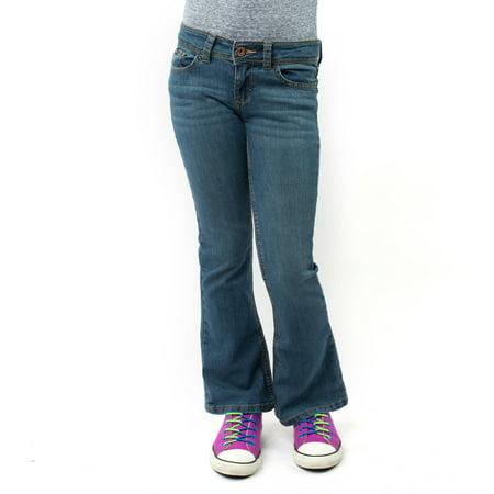 Jordache Girl's Flare Denim Jean