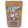 Birth Song Botanicals Postpartum Healing Herb Sitz Bath and Soak, 8 oz bag