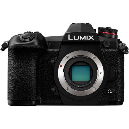 Panasonic Lumix DC-G9 4K Wi-Fi Digital Camera Body