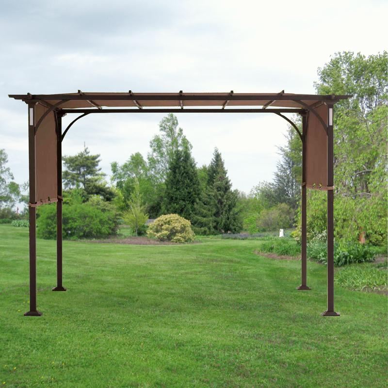 Garden Winds Replacement Canopy for the Montara Pergola, Riplock 350
