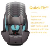 Safety 1st UltraMax Air 360 4-in-1 Convertible Car Seat, Blush Pink ...