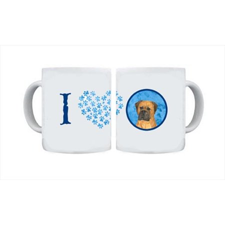 Carolines Treasures SS4793-BU-CM15 15 oz. Bullmastiff Dishwasher Safe Microwavable Ceramic Coffee Mug - image 1 of 1