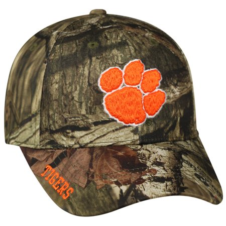NCAA Men's Clemson Tigers Mossy Cap (Tigers Ncaa Cufflinks)
